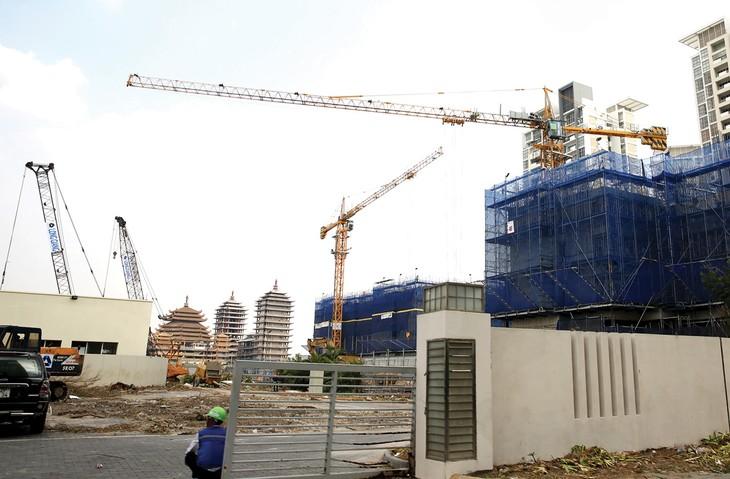 Thủ tục cấp phép xây dựng rườm rà gây lãng phí nguồn lực đầu tư. Ảnh: Tiên Giang