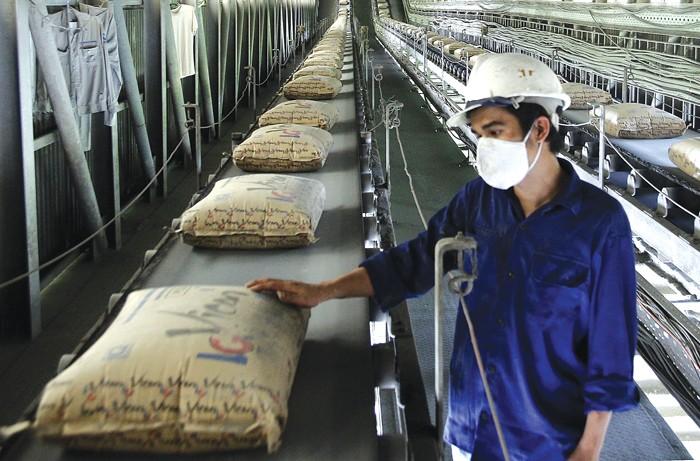 Từ năm 2013 đến nay, hoạt động kinh doanh của Xi măng Tuyên Quang liên tục đi xuống. Ảnh: Anh Quyền