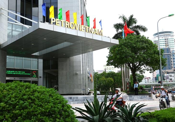 Cơ quan cảnh sát điều tra Bộ Công an đã quyết định tách nhóm hành vi liên quan việc góp vốn của PVN vào Oceanbank để tiếp tục điều tra. Ảnh: Lê Tiên