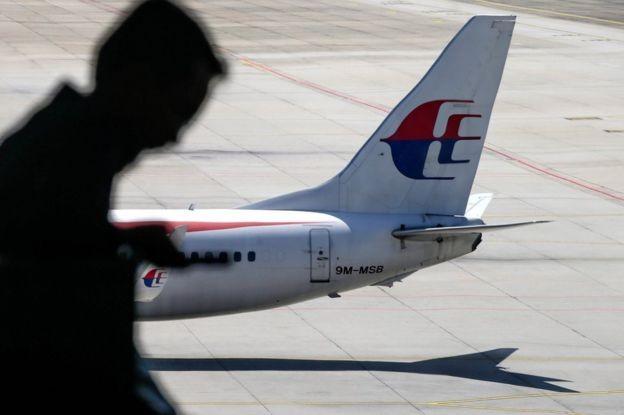 Một máy bay của hãng hàng không Malaysia Airlines. (Ảnh: EPA)
