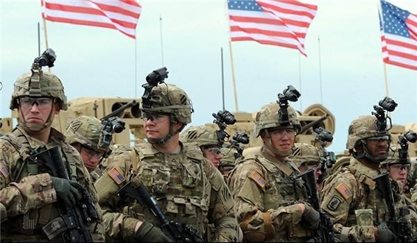 Các binh lính Mỹ (Ảnh: Farsnews)