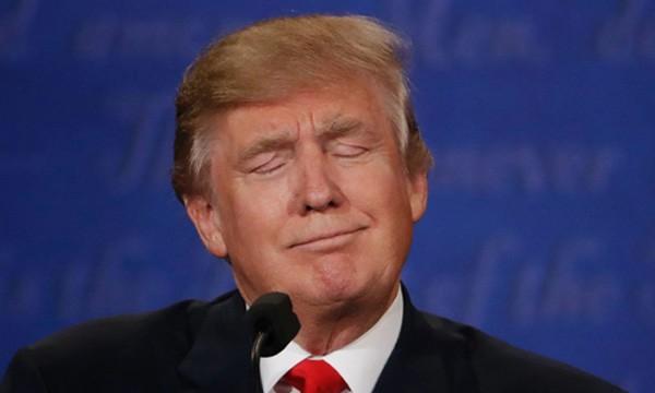 Tổng thống Mỹ Donald Trump. Ảnh:Reuters.
