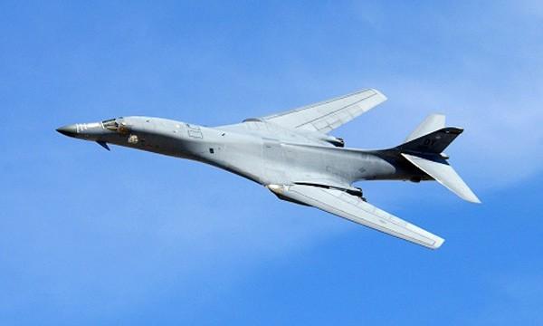 Oanh tạc cơ B-1B của Mỹ. Ảnh:Wikipedia
