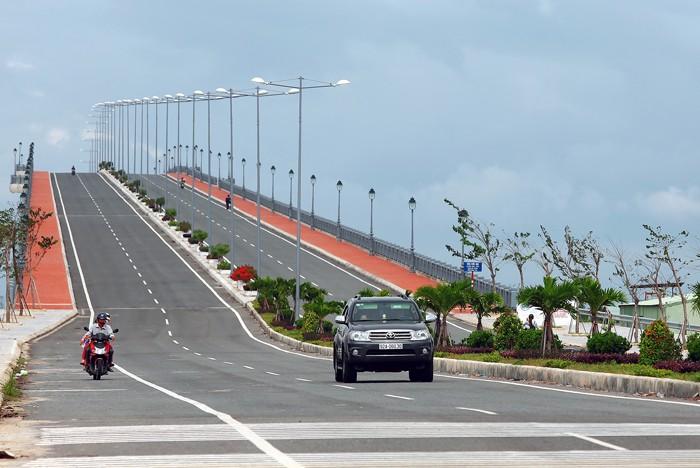 Hình thức hợp đồng BT đang được nhiều địa phương lựa chọn khi triển khai các dự án hạ tầng. Ảnh: Lê Tiên