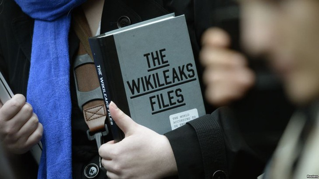 Wikileaks là trang mạng chuyên phanh phui các thông tin gây sốc trên toàn thế giới (Ảnh minh họa: VOA)