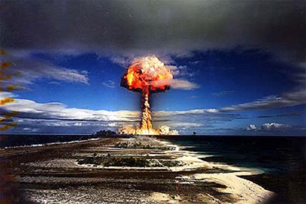 Một cuộc chiến tranh tại bán đảo Triều Tiên nhiều khả năng sẽ biến thành chiến tranh hạt nhân. Ảnh minh họa:History.