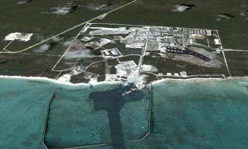 Căn cứ thử nghiệm vũ khí bí mật của hải quân Mỹ
