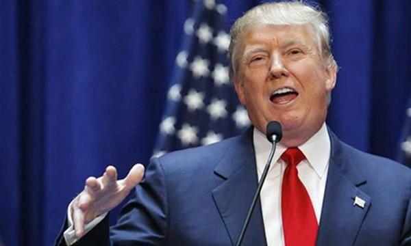 Tổng thống Mỹ Donald Trump. Ảnh:AFP.