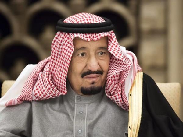 Salman bin Abdulaziz al-Saud, Vua Arab Saudi. Ảnh:Reuters