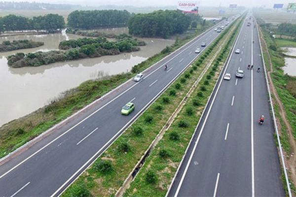 Cao tốc Bắc Giang - Lạng Sơn sẽkết nối với quốc lộ Hà Nội - Bắc Giang hiện tại. Ảnh:Xuân Hoa