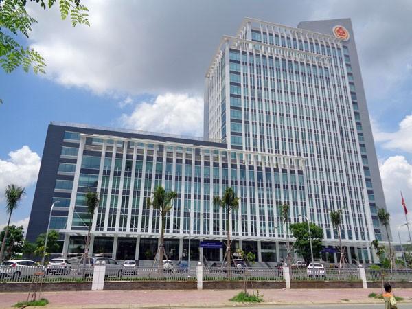 Trụ sở Cục Thuế TPHCM (Ảnh: Báo Đầu tư)