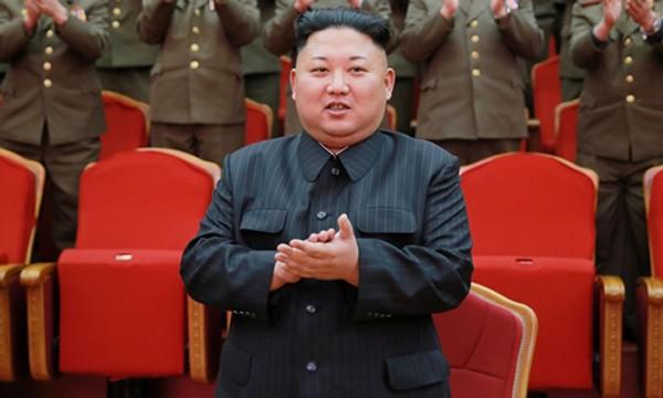 Nhà lãnh đạo Triều Tiên Kim Jong-un. Ảnh:Reuters