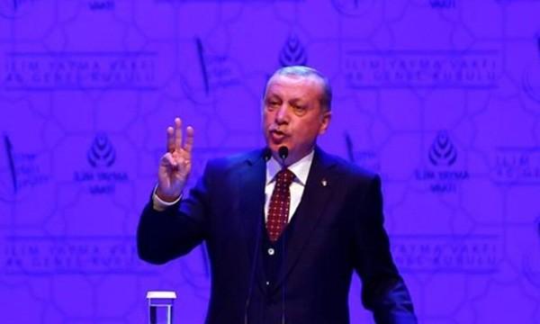 Tổng thống Thổ Nhĩ Kỳ Tayyip Erdogan. Ảnh:Reuters