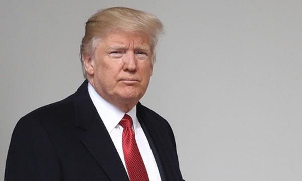 Tổng thống Donald Trump đã bị giảm tài sản đáng kể từ khi tham gia chính trường. Ảnh:KIFI
