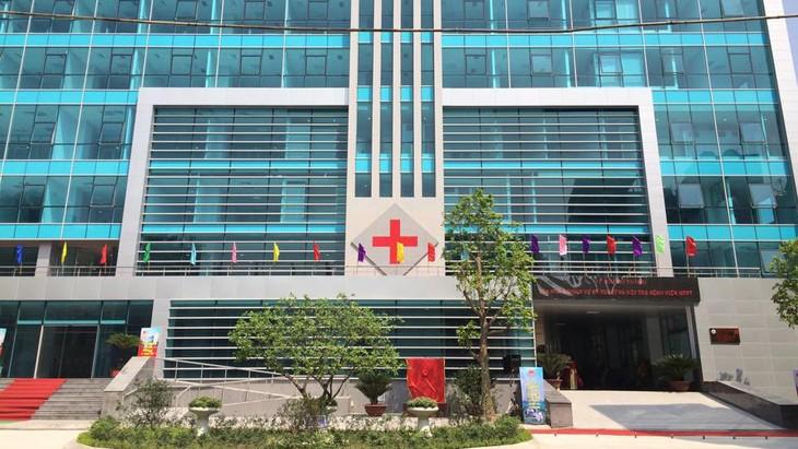 Bệnh viện Giao thông vận tải Trung ương là đơn vị sự nghiệp công đầu tiên chuyển thành công ty cổ phần. Ảnh: NC st