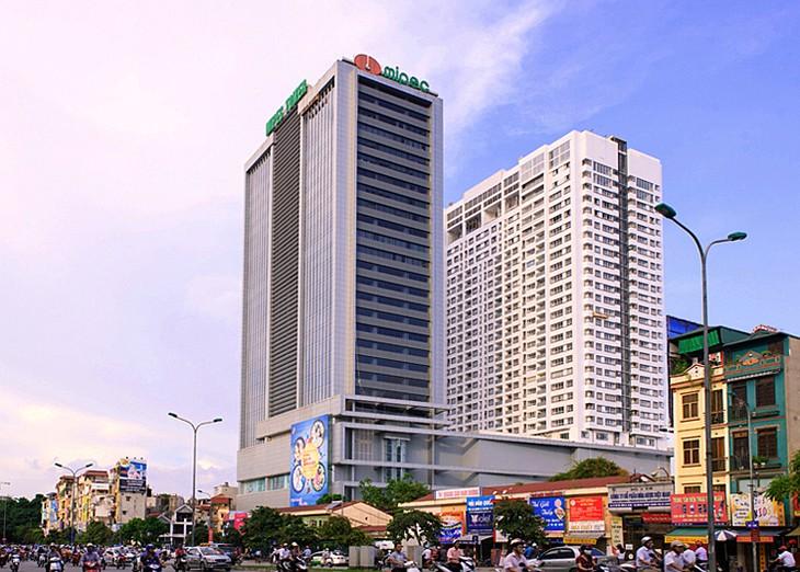 Công ty CP Hóa dầu Quân đội Mipec chậm nộp thuế thu nhập doanh nghiệp tới cả năm khi chuyển nhượng 2 dự án Mipec tại Hà Nội. Ảnh: Hải Tùng