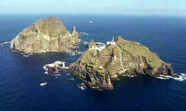 Hàn Quốc phản đối Nhật Bản đưa đảo tranh chấp vào sách giáo khoa