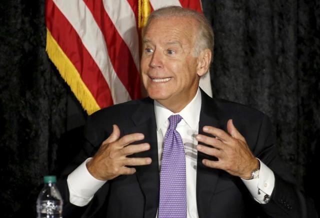 Cựu Phó Tổng thống Mỹ Joe Biden. (Ảnh: Reuters)