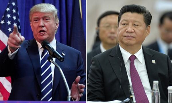 Tổng thống Mỹ Donald Trump (trái) và Chủ tịch Trung Quốc Tập Cận Bình dự kiến gặp mặt tại Florida vào tháng tới. Ảnh:CNN