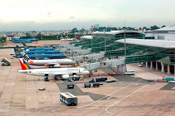 Các sân bay trong nước thiếu hệ thống phát hiện vật thể lạ.Ảnh:Xuân Hoa