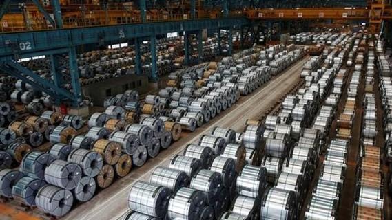 Áp thuế chống bán phá giá tối đa gần 40% với thép Trung Quốc