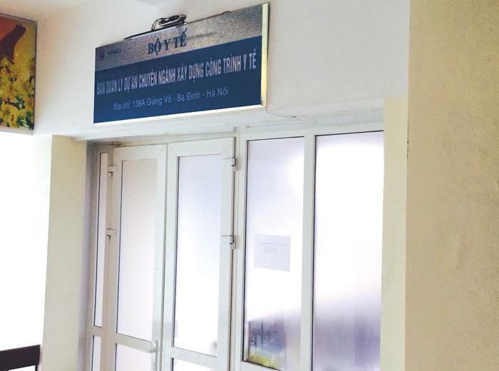 Cả 2 dự án xây mới cơ sở 2 Bệnh viện Bạch Mai và Bệnh viện Việt Đức đều phải điều chỉnh thiết kế cơ sở do có yêu cầu bổ sung một số hạng mục mới. Ảnh: Lê Tiên