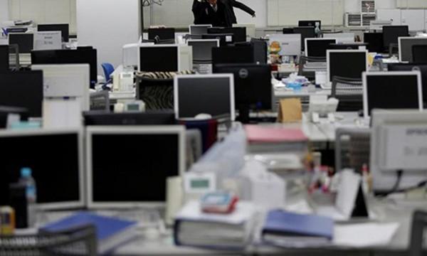 Tín dụng dễ dãi của Nhật Bản đang giúp nhiều công ty yếu kém duy trì hoạt động. Ảnh:Reuters