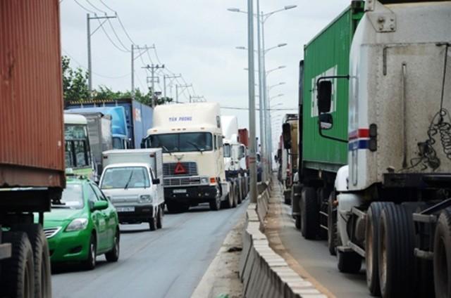 Khép kín Vành đai 2 giúp khắc phục tình trạng ùn tắc giao thông đang rất nghiêm trọng ở khu vực phía Đông thành phố.