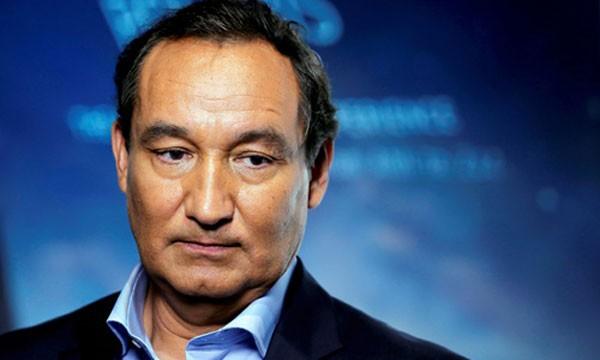 Giám đốc điều hành United Airlines Oscar Munoz. Ảnh:Reuters.