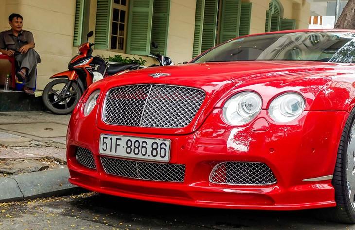 Hiện chưa có văn bản quy phạm pháp luật nào quy định về đấu giá biển số xe. Ảnh: Minh Anh