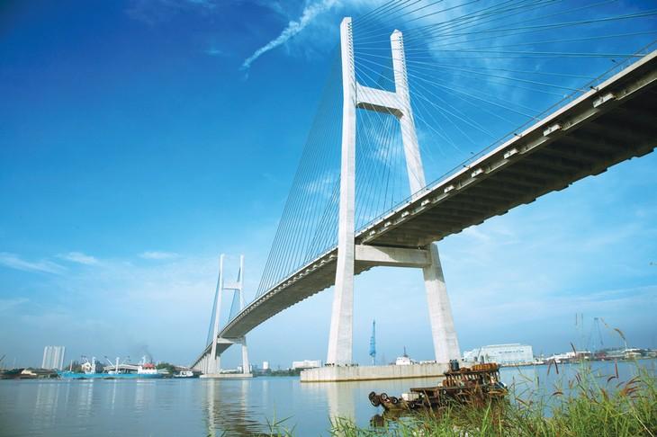 Hạ tầng giao thông được đầu tư mạnh mẽ trong thời gian qua đã giúp nhà đầu tư yên tâm tìm kiếm cơ hội tại TP.HCM