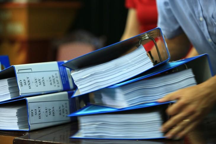 Bên cạnh pháp luật về đấu thầu, cần bổ sung chế tài trong các luật liên quan để ngăn chặn tình trạng không bảo đảm cạnh tranh trong đấu thầu. Ảnh: Mai Anh