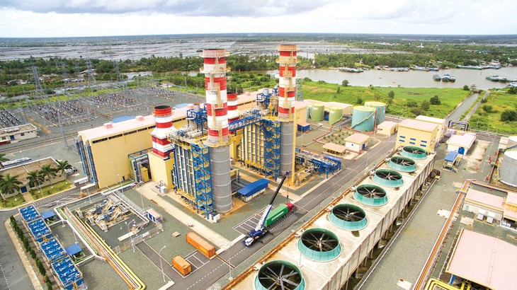 Tổng công suất nguồn điện của PV Power hiện nay là 4.200 MW