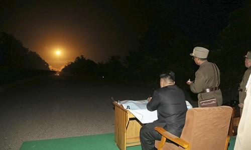 Triều Tiên liên tiếp phóng tên lửa bất chấp cảnh báo của các nước. Ảnh minh hoạ:Reuters