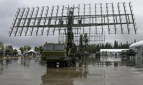 Hệ thống radar Nebo-M của Nga. Ảnh:Sputnik
