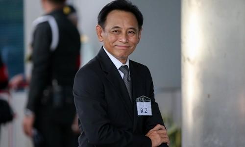 Boonsong Teriyapirom, cựu bộ trưởng thương mại Thái Lan. Ảnh:Reuters.
