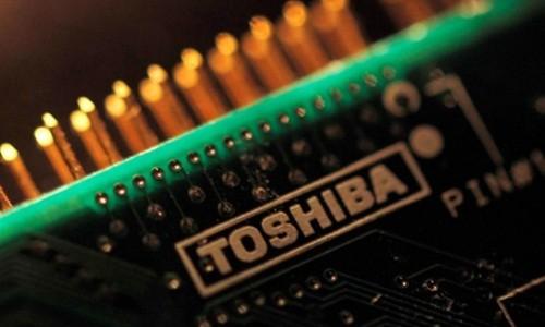 Toshiba có thể bán thu về hơn 17 tỷ USD từ việc bán mảng chip. Ảnh:Reuters
