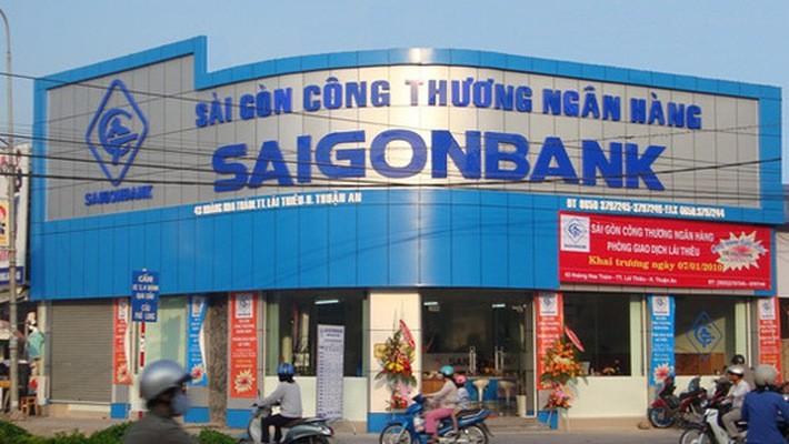 Vietcombank thoái vốn tại SAIGONBANK và CFC