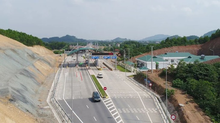 Dự án BOT Thái Nguyên - Chợ Mới kết hợp nâng cấp, mở rộng QL3 đoạn Km75 - Km100 đã hoàn thành và thông xe từ tháng 3/2017 (Ảnh nhà đầu tư cung cấp)
