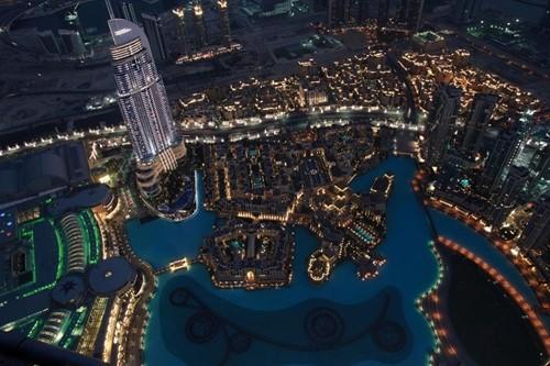 Dubai là một trong những quốc gia giàu có nhất thế giới. Ảnh:Bloomberg