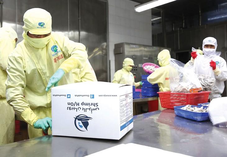 Các thương vụ đã hỗ trợ tích cực trong việc thúc đẩy xuất khẩu các mặt hàng nông sản, thủy sản… Ảnh: Hoài Tâm