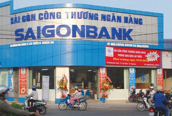 Saigonbank khổ sở vì nợ xấu