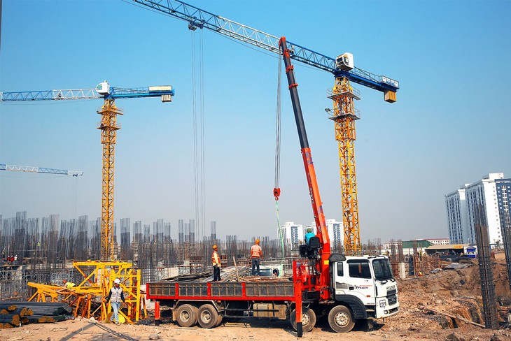 Tạo thuận lợi hơn cho nhà thầu xây dựng