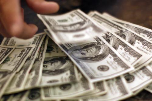 Tỷ giá USD hôm nay 21/6 tiếp tục được điều chỉnh tăng. Ảnh minh họa: Reuters