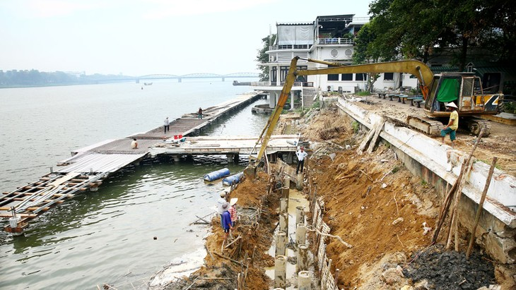 Huế là một trong ba thành phố được thụ hưởng khoản tài trợ của ADB để cải thiện các dịch vụ hạ tầng đô thị xanh và thích ứng với biến đổi khí hậu. Ảnh: Hoài Tâm