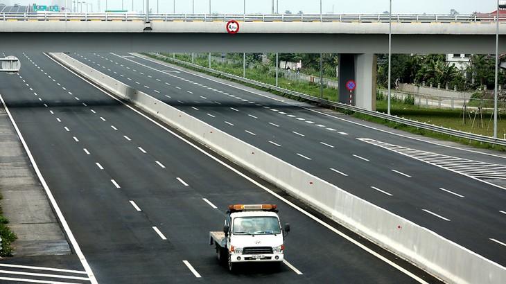 Vốn chủ sở hữu nhà đầu tư tham gia dự án BOT thuộc cao tốc Bắc - Nam phía Đông là 20% tổng vốn đầu tư. Ảnh: Lê Tiên