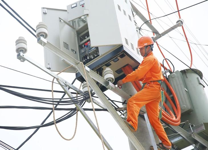 Trong 3 năm trở lại đây, Công ty CP Thiết bị công nghiệp Hữu Hồng trúng 133 gói thầu ngành điện. Ảnh: Lê Tiên