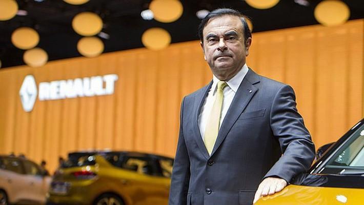 """Carlos Ghosn - được mệnh danh là """"kiến trúc sư trưởng"""" của Liên minh Nissan - Renault - Mistubishi."""