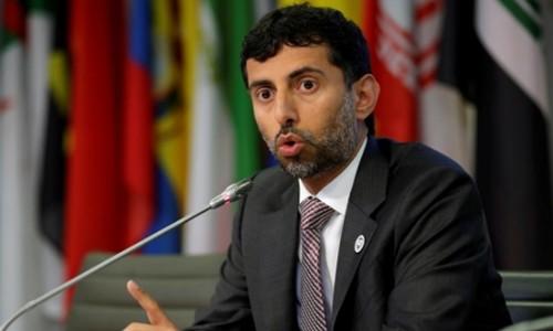 Ông Suhail Mohammed Al Mazrouei – Bộ trưởng Năng lượng UAE. Ảnh:Reuters