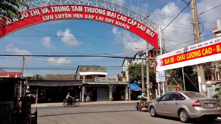 Dự án nghìn tỷ tại An Giang: Sao Mai cạnh tranh với Phú Cường